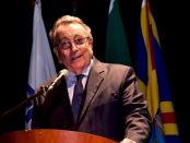Presidente da CNA, João Martins, participa da abertura do evento / Fotos: João Carlos Castro